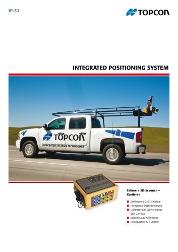 Integrated Positioning System