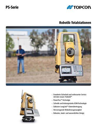 Robotik-Totalstationen