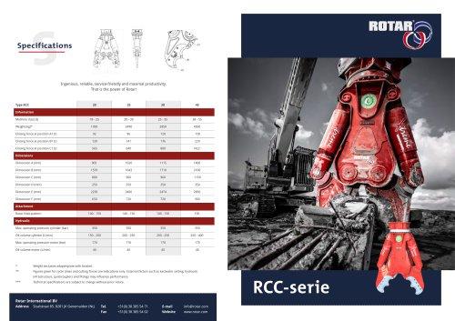 RCC-serie