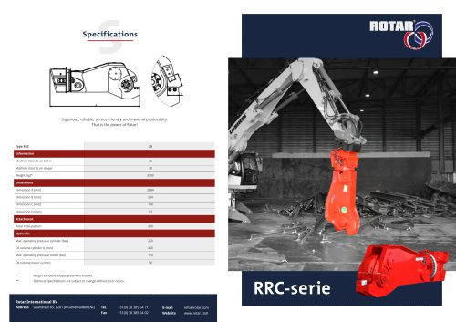 RRC serie