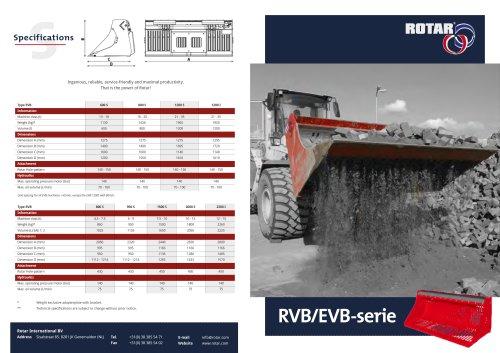RVB/EVB-serie