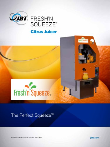 Fresh'n Squeeze® Citrus Juicer