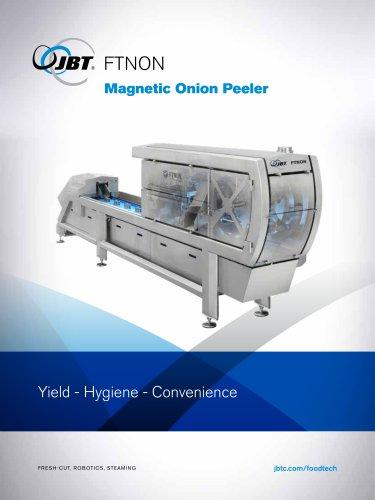 FTNON Magnetic Onion Peeler