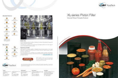 Piston Filler