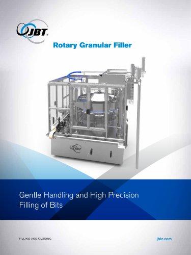 Rotary Granular Filler