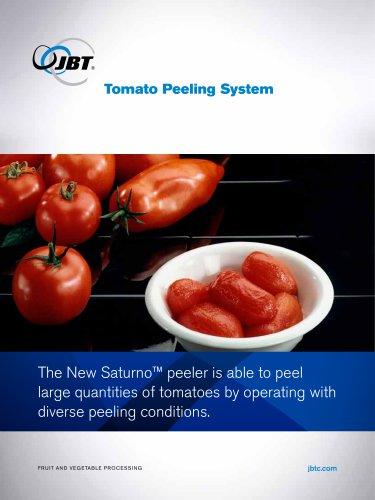 Tomato Peeling System