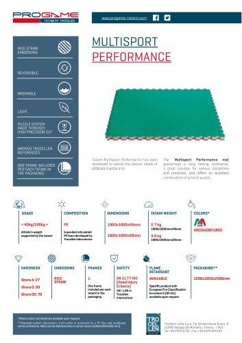 Multisport Performance