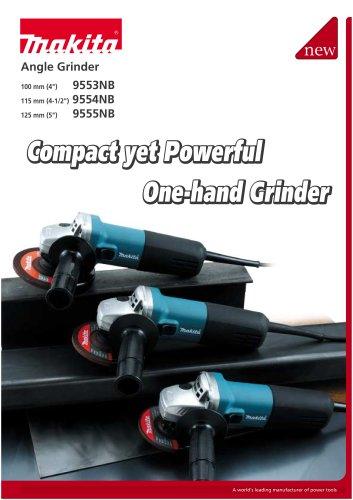 Angle Grinder    9553NB