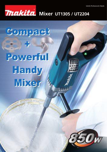 Mixer UT1305, UT2204