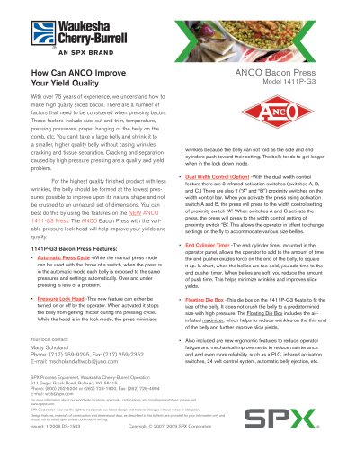 How Can ANCO Improve Your Yield Quality