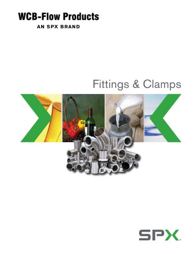 Sanitary Fittings & Clamps