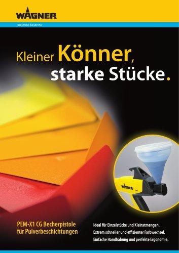 Broschüre PEM-X1 CG