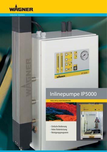 Inlinepumpe IP5000