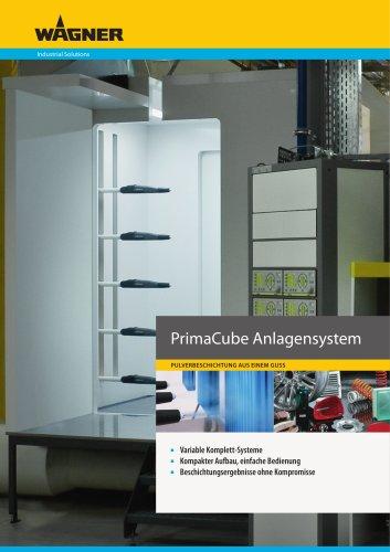 PrimaCube Anlagensystem