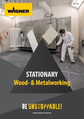 STATIONARY Wood- & Metalworking
