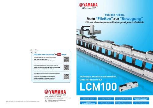 """LCM100 Fühl die Action. Vom """"Fließen"""" zur """"Bewegung"""""""