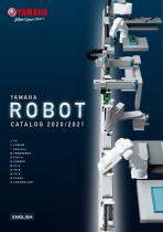 YAMAHA ROBOT CATALOG 2020/2021