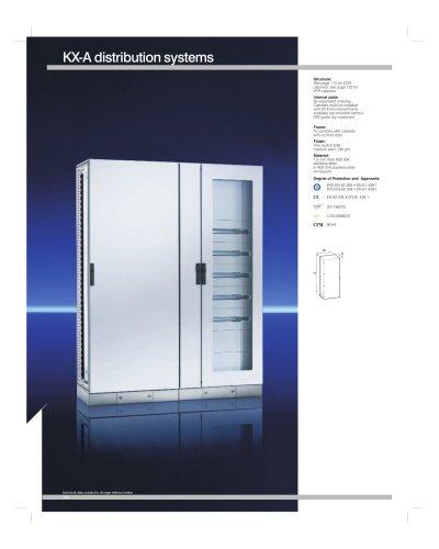 KX-A distribution systems