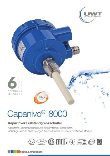Produktblatt Capanivo® CN 8100