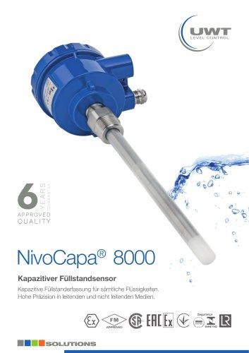 Produktblatt NivoCapa® NC 8000