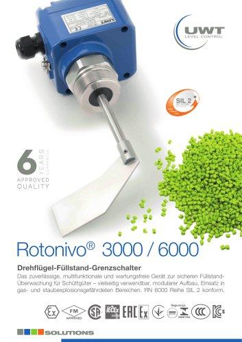 Produktblatt Rotonivo RN 3000/6000 de