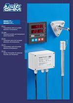 Aktiver Transmitter für absolute - 1