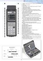 DRUCK- UND TEMPERATURMESSER - DATA LOGGER DO9704 - 4