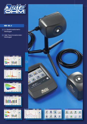 HD30.1 SPECTRORADIOMETER