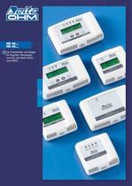 Transmitter und Regler für Feuchte, Temperatur, und CO2 - 1