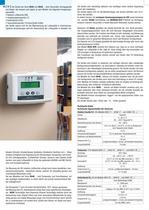 Transmitter und Regler für Feuchte, Temperatur, und CO2 - 2