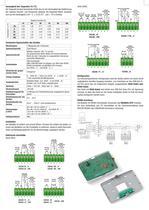 Transmitter und Regler für Feuchte, Temperatur, und CO2 - 3