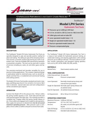 LPH Series