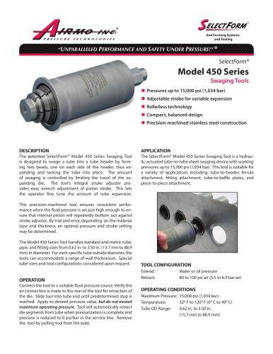 Model 450 Series