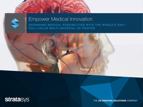 Ebook: 3D printing for medical innovation