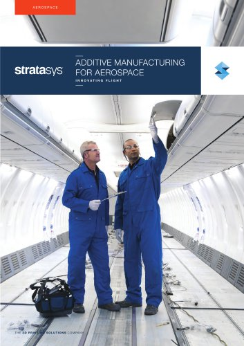 Solutions: Additive manufacturing for Aerospace