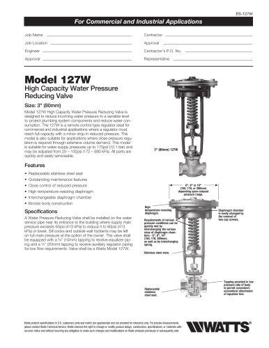 Model 127W