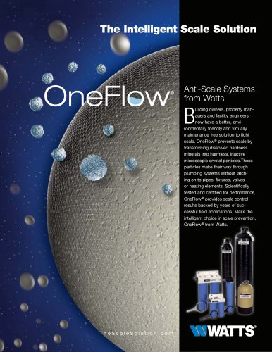 OneFlow® Anti-Scale Systems