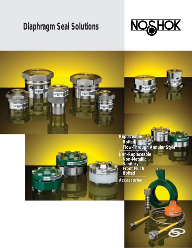 Diaphragm Seal Solutions