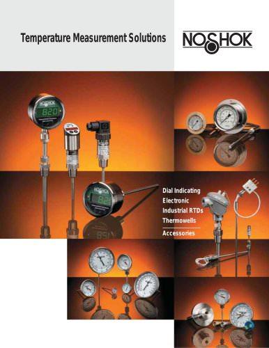 Temperature Measurement Solutions Catalog