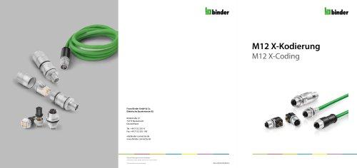 M12 X-Coding