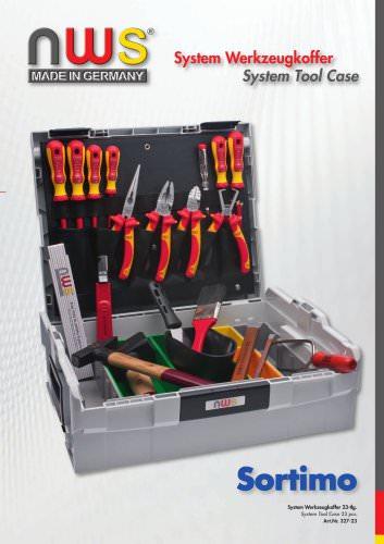 Electricians Tool Case Sortimo