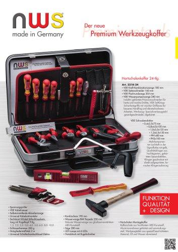 Premium Tool Case