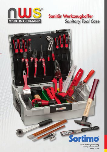 Sanitary Tool Case
