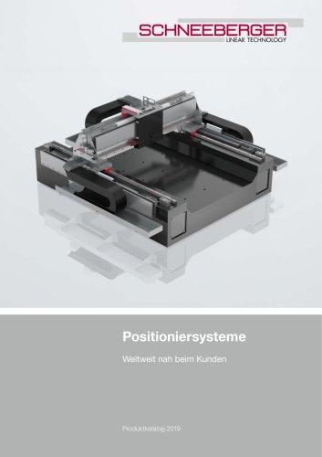Positioniersysteme