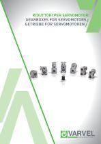 Getriebe für Servomotoren