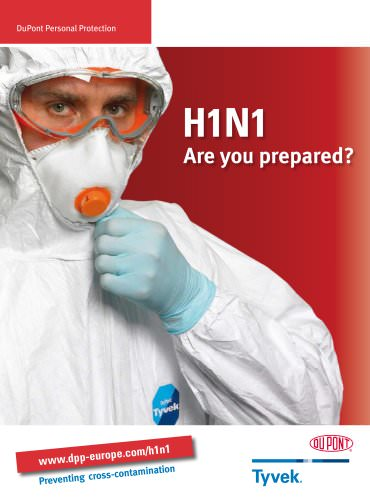 Be prepared against H1N1