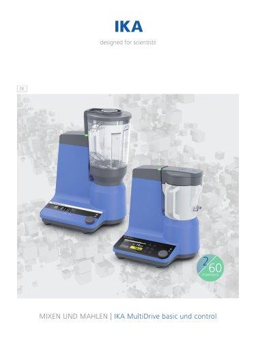 IKA MultiDrive basic und control