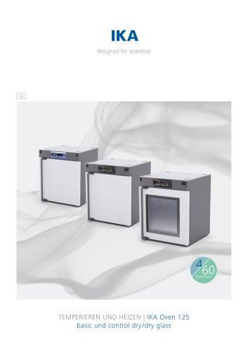 IKA Oven 125