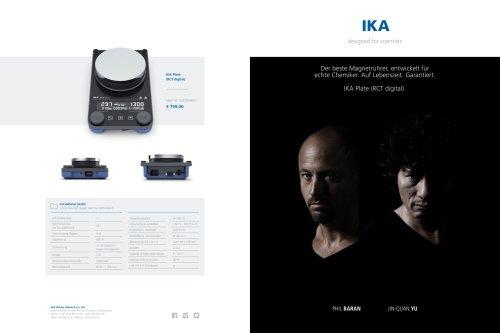 IKA Plate (RCT digital)