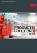PRODUCTS SOLUTIONS 2019